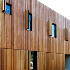 Vertical External Cladding