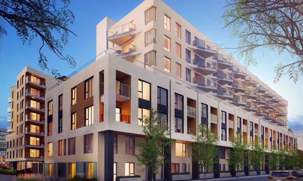 World's largest cross-laminated timber residential project will take root in Montreal Andrew Goto