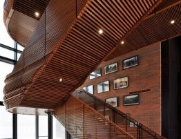 The Owsley Brown II History Center (Louisville, Kentucky) / de Leon & Primmer Architecture Workshop